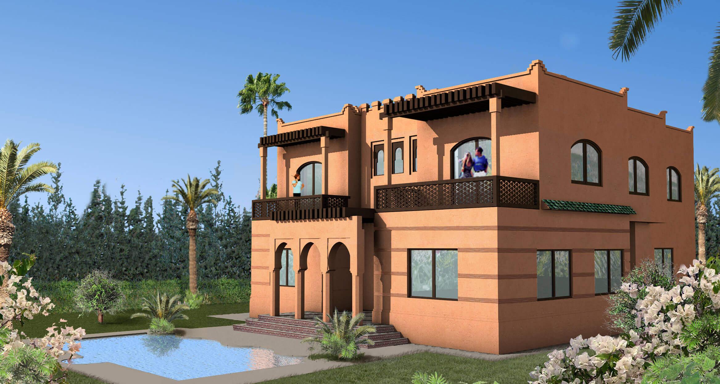 Villa Médina
