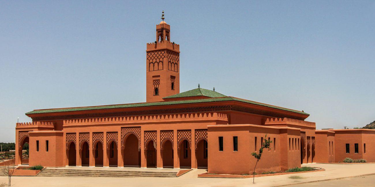 Moschee Annouzha