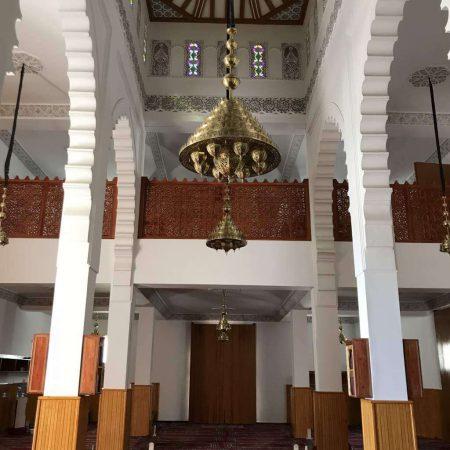 Moschee Errawnaq