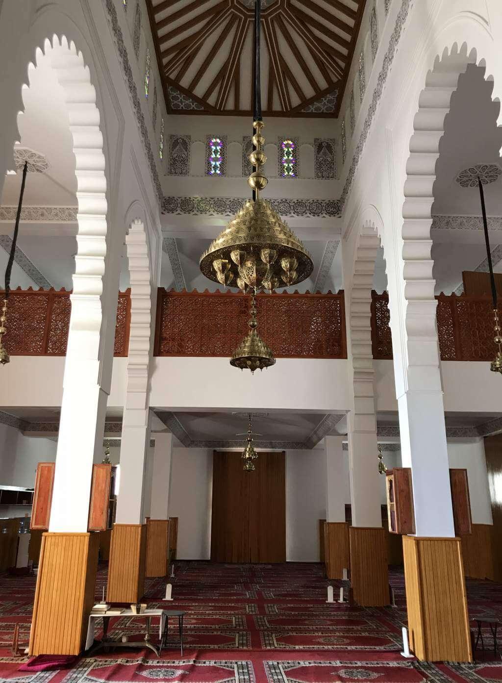 Mosquée Errawnaq
