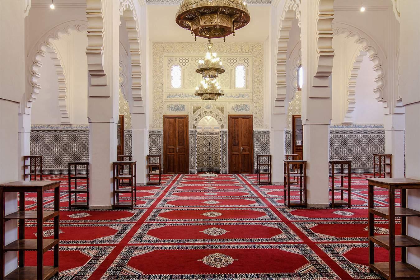 Mosque Lamzoudia