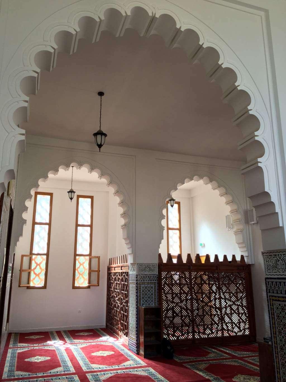 Mosque Tiqlit