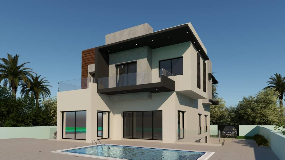 villa Argane